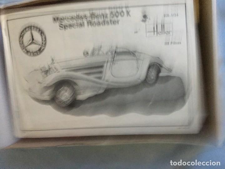 Maquetas: MAQUETA MERCEDES BENZ 500K - Foto 18 - 220109972