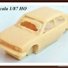 Maquetas: KIT RESINA RPM 87 - SEAT O FIAT 128 DE 1973 - OBSOLETO. Lote 162579166