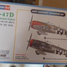 Maquetas: HOBBY BOSS P-47D. Lote 220308851