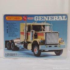 Maquetas: GMC GENERAL 1/25 AMT/ MATCHBOX. NUEVO Y COMPLETO.. Lote 220414126