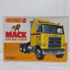 Maquetas: MACK CRUISER LINER 1/25 AMT/ MATCHBOX. NUEVO Y COMPLETO.. Lote 277140598