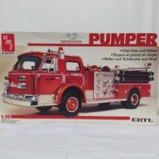 Maquetas: PUMPER 1/25 AMT/ ERTL. NUEVO Y COMPLETO.. Lote 220418395