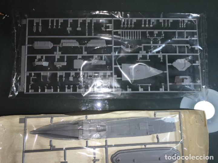 Maquetas: MAQUETA BARCO AEGIS DSTROYER U.S.S. ARLEIGH BURK DE DRAGON 1:700 - Foto 5 - 220633170