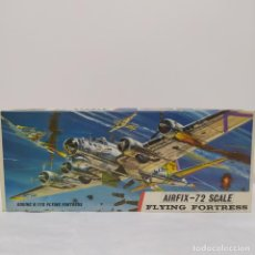 Maquetas: BOEING B-17G FLYING FORTRESS AIRFIX SCALE 1/72.1968. NUEVO Y COMPLETO. Lote 220976606