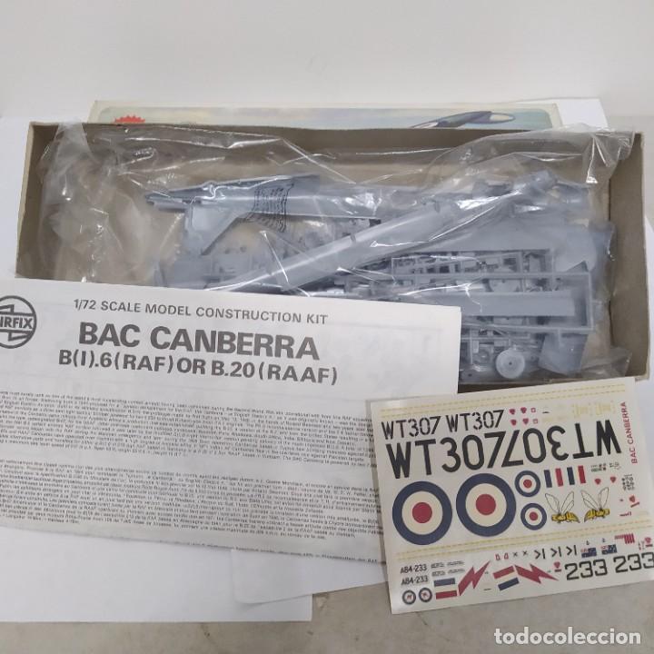 Maquetas: Bac Canberra Airfix Scale. Nuevo y completo - Foto 2 - 220978366