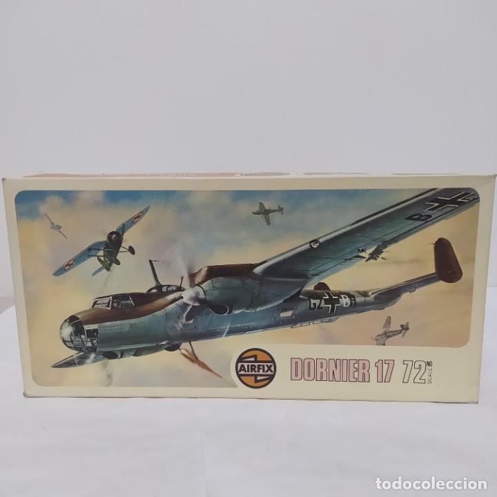 DORNIER DO 17 E/F 1/72 AIRFIX SCALE. NUEVO Y COMPLETO (Juguetes - Modelismo y Radio Control - Maquetas - Aviones y Helicópteros)