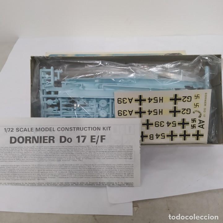 Maquetas: Dornier Do 17 E/F 1/72 Airfix Scale. Nuevo y completo - Foto 2 - 220980020