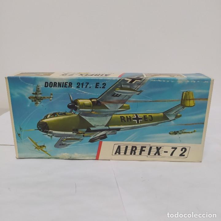 DORNIER 217. E. 2 1/72 AIRFIX SCALE. NUEVO Y COMPLETO (Juguetes - Modelismo y Radio Control - Maquetas - Aviones y Helicópteros)
