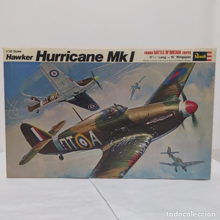 HAWKER HURRICANE MK1 REVELL. NUEVO Y COMPLETO (Juguetes - Modelismo y Radio Control - Maquetas - Aviones y Helicópteros)