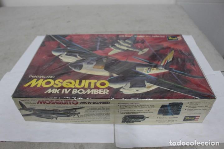 DEHAVILLAND MOSQUITO MK IV BOMBER REVELL. NUEVO Y COMPLETO (Juguetes - Modelismo y Radio Control - Maquetas - Aviones y Helicópteros)