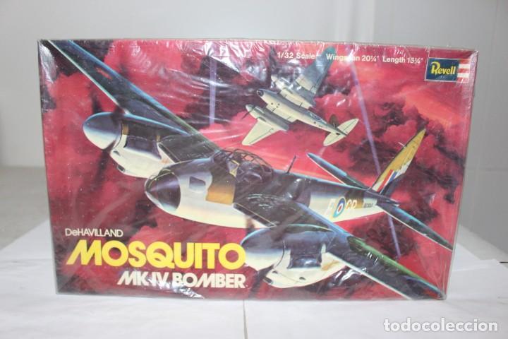 Maquetas: DEHAVILLAND MOSQUITO MK IV BOMBER Revell. Nuevo y completo - Foto 3 - 221095715