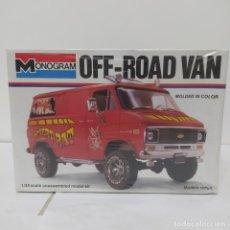 Maquetas: OFF ROAD VAN 1/24 MONOGRAM. AÑO 1979. CAJA PRECINTADA.. Lote 295443388