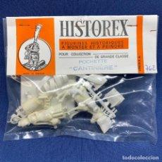 Maquetas: HISTOREX - FIGURINES HISTORIQUES - FIGURAS HISTÓRICAS - POCHETTE CANTINIÈRE - 762. Lote 221152963