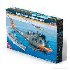 Maquettes: MISTER CRAFT D57 - AB-212 ASW ANTI SUBMARINE 1:72. Lote 221271325