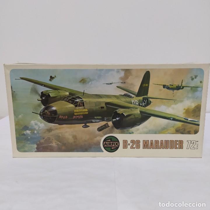 B-26 MARAUDER AIRFIX 72 SCALE. NUEVO Y COMPLETO (Juguetes - Modelismo y Radio Control - Maquetas - Aviones y Helicópteros)