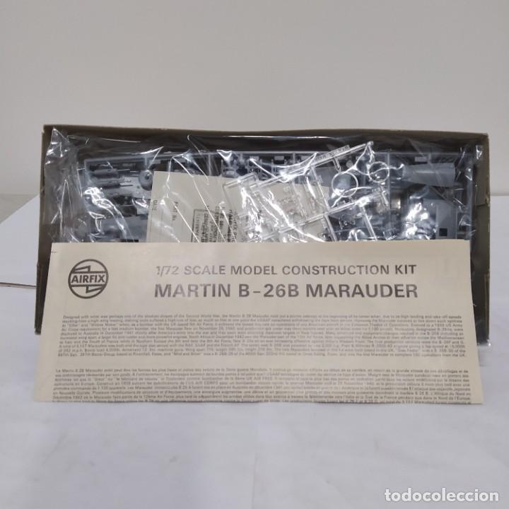 Maquetas: B-26 Marauder airfix 72 scale. Nuevo y Completo - Foto 2 - 221294553