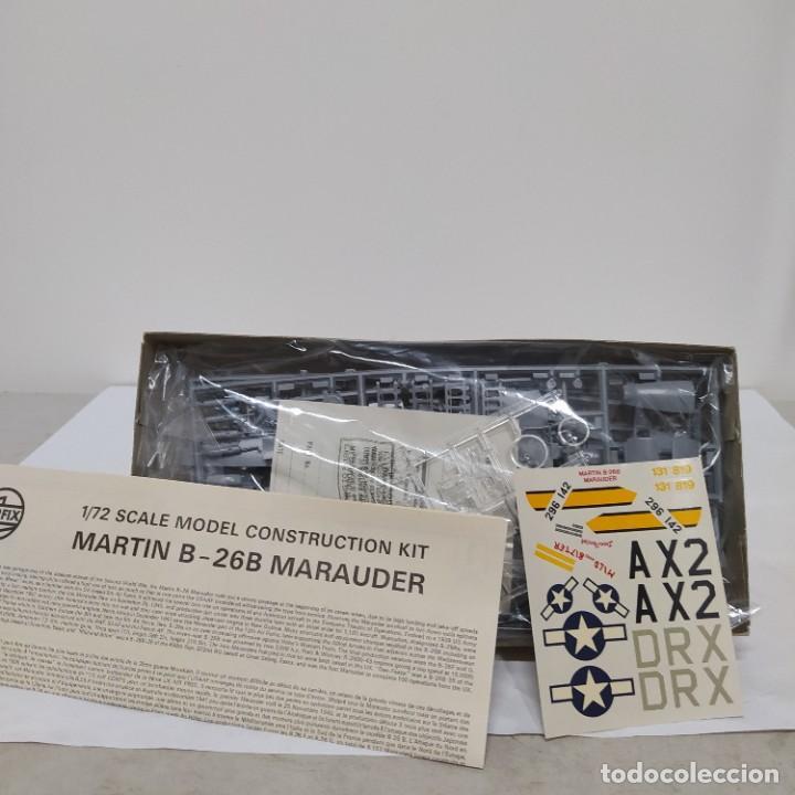 Maquetas: B-26 Marauder airfix 72 scale. Nuevo y Completo - Foto 3 - 221294553