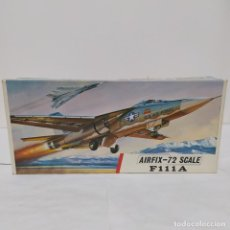 Maquetas: F111A AIRFIX 72 SCALE. NUEVO Y COMPLETO. Lote 221295640