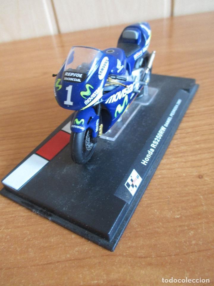 Maquetas: ALTAYA: MOTO GP - HONDA RS250RW ( DANI PEDROSA 2005 ) - Foto 2 - 221390892