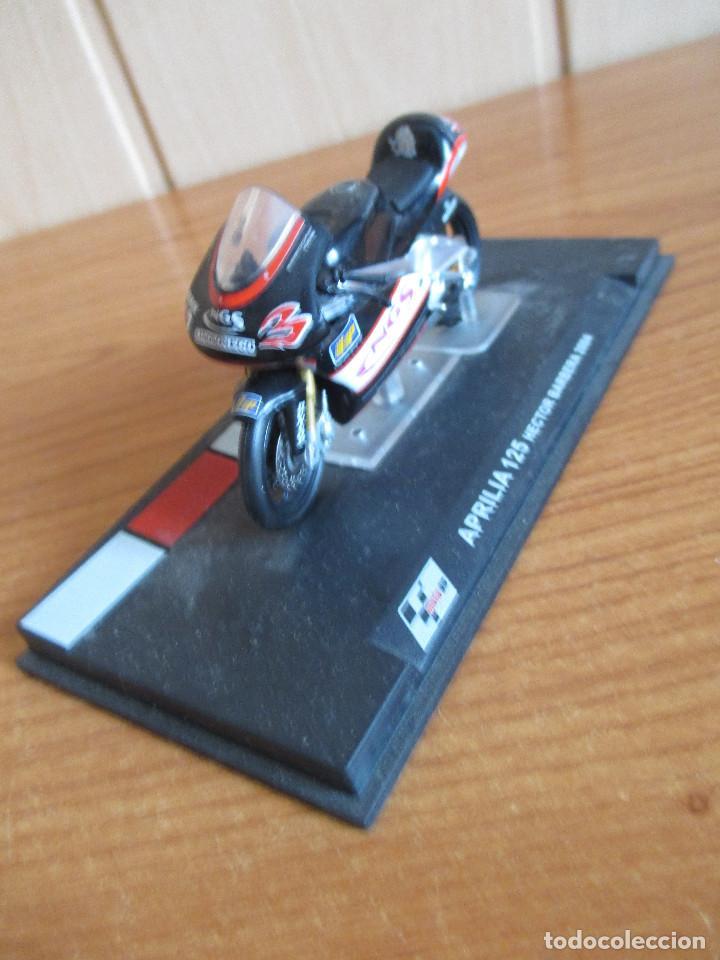 Maquetas: ALTAYA: MOTO GP - APRILIA 125 ( HECTOR BARBERA 2004 ) - Foto 2 - 221391548