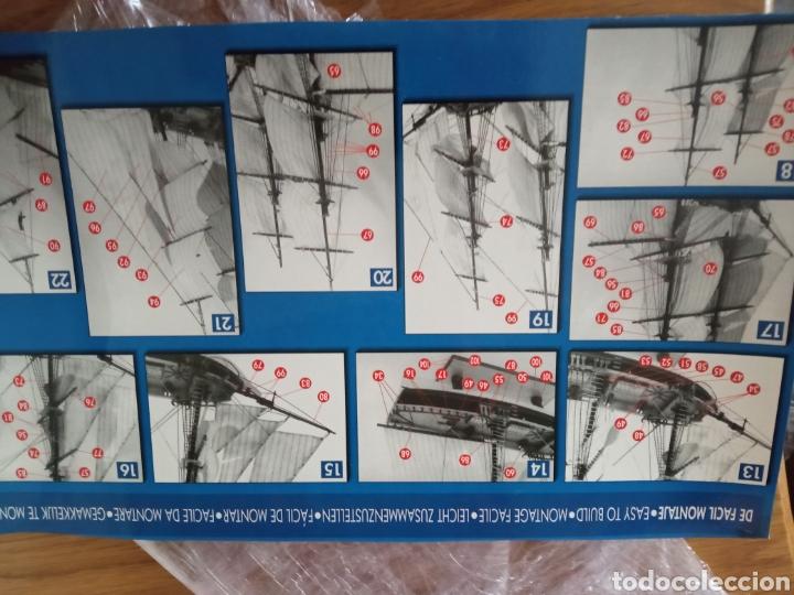 Maquetas: Maqueta Barco Madera Union - Constructo - Foto 2 - 221495491