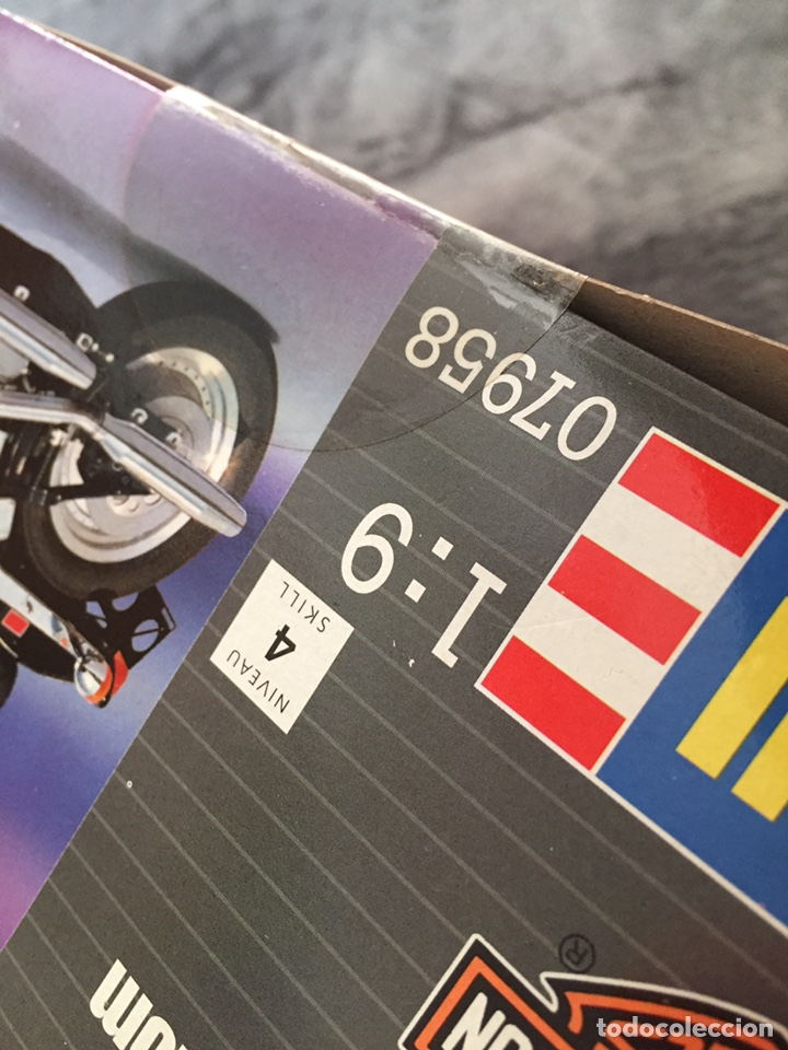 Maquetas: HARLEY DAVIDSON FXSTC Softail Custom 1:9 REVELL 07958 maqueta moto - Foto 3 - 221512156