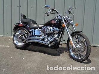 Maquetas: HARLEY DAVIDSON FXSTC Softail Custom 1:9 REVELL 07958 maqueta moto - Foto 5 - 221512156