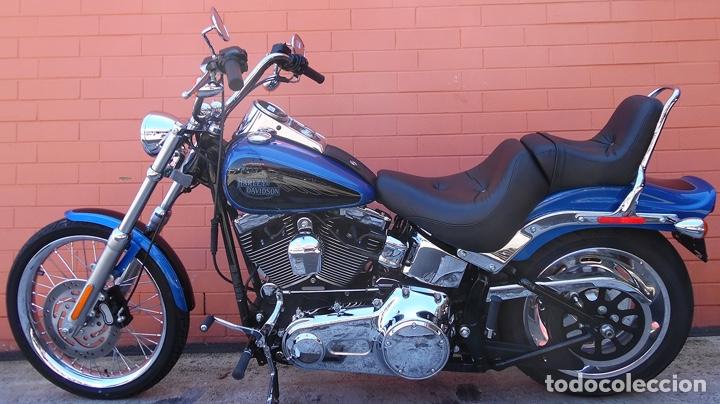 Maquetas: HARLEY DAVIDSON FXSTC Softail Custom 1:9 REVELL 07958 maqueta moto - Foto 7 - 221512156
