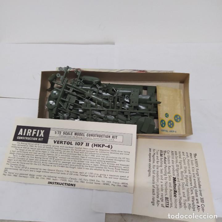 Maquetas: Vertol 107 -II airfix 72 scale. Nuevo y Completo - Foto 2 - 221552722