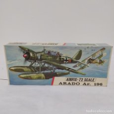 Maquetas: ARADO AR. 196 AIRFIX 72 SCALE. NUEVO Y COMPLETO. Lote 221553368