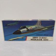 Maquetas: MIRAGE 111C AIRFIX 72 SCALE. NUEVO Y COMPLETO. Lote 221556567
