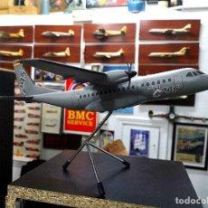 Maquetas: MAQUETA PROMOCIONAL DEL CASA C-295 FABRICADO POR SPACE MODELS (UK). Lote 221556690