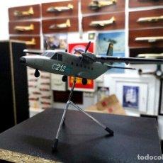 Maquetas: MAQUETA PROMOCIONAL DEL CASA C-212 AVIOCAR FABRICADA POR SPACE MODELS (UK). Lote 221557243