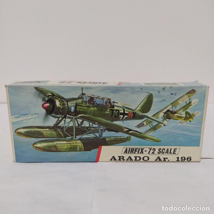 ARADO AR. 196 AIRFIX 72 SCALE. NUEVO Y COMPLETO (Juguetes - Modelismo y Radio Control - Maquetas - Aviones y Helicópteros)