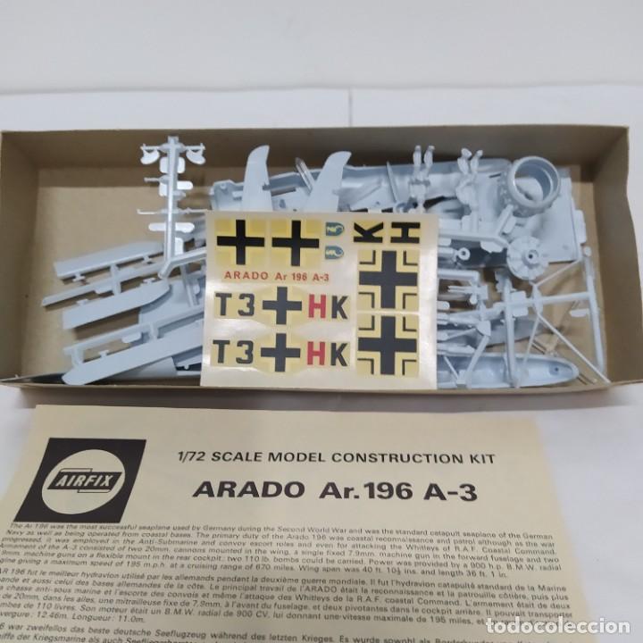 Maquetas: Arado ar. 196 airfix 72 scale. Nuevo y Completo - Foto 2 - 221557403