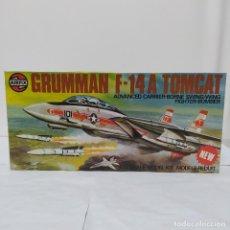 Maquetas: GRUMMAN F-14A TOMCAT AIRFIX 72 SCALE. NUEVO Y COMPLETO. Lote 221559388