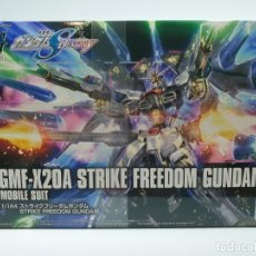 Maquetas: MODEL KIT MAQUETA GUNDAM STRIKE FREEDOM SEED DESTINY. Lote 221811717