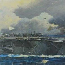 Maquetas: MAQUETA BARCO PORTAAVIONES USS ENTERPRISE CNV-65, REF. 7307, 1/350, TAMIYA. Lote 221841333