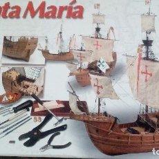 Maquetas: SANTA MARIA DE ARTESANÍA LATINA. Lote 221918520