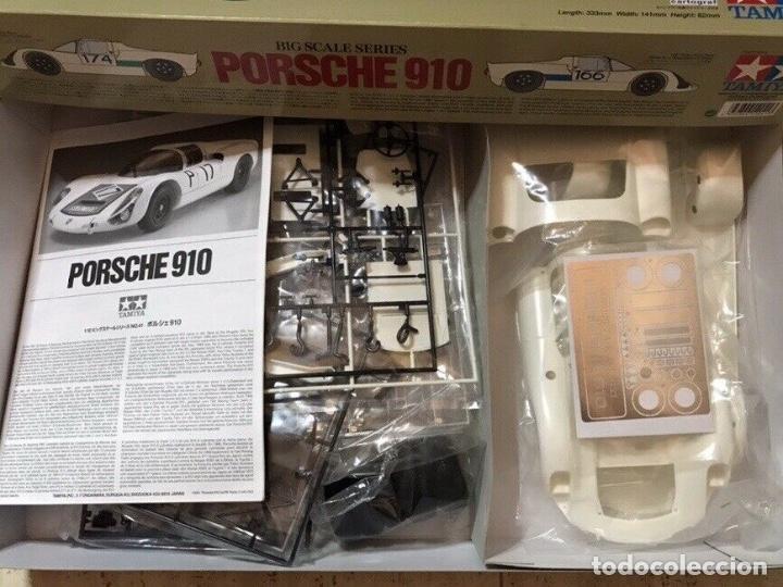 Maquetas: Porsche 910 Tamiya escala 1/12 - Foto 2 - 221936790