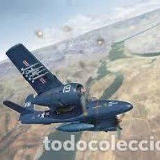 Maquetas: ITALERI - F7-F-3 TIGERCAT 1/48 2756. Lote 221951832