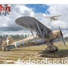 Maquetas: ITALERI - FIAT CR.42 FALCO 1/48 2801. Lote 221951933