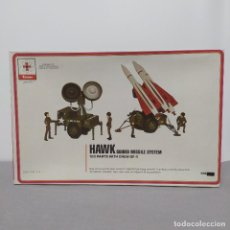 Maquetas: HAWK GUIDED MISSILE SYSTEM RENWAL SCALE 3/8. NUEVO SIN MONTAR.. Lote 222126385
