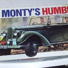 Maquetas: MONTY'S HUMBER. AIRFIX 1/32. Lote 222221321