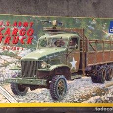 Maquetas: U.S. ARMY CARGO TRUCK (FALTA ALGUNA PIEZA) 1:35. Lote 222285702