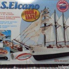 Maquetas: MAQUETA J.S. ELCANO, ARTESANIA LATINA 2003, SIN ESTRENAR. Lote 222319048