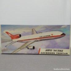 Maquetas: LOCKHEED TRISTAR AIRFIX ESCALA 1/144 NUEVO, SIN MONTAR.1971. Lote 222326566