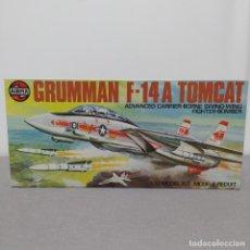 Maquetas: GRUMMAN F-14A TOMCAT AIRFIX ESCALA 1/72 NUEVO, SIN MONTAR.1975. Lote 222327210