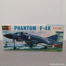 Maquetas: PHANTOM F-4K REVELL ESCALA 1/72 NUEVO, SIN MONTAR. 1975. Lote 222329462