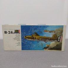 Maquetas: B 24 J LIBERATOR REVELL ESCALA 1/92 NUEVO, SIN MONTAR.197&. Lote 222332866